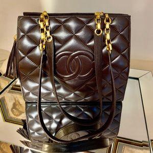 🔥🔥🔥🛍💯Authentic vintage Chanel Classic bag.💫